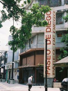 Mi barrio de Río Piedras.