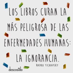 los libros curan