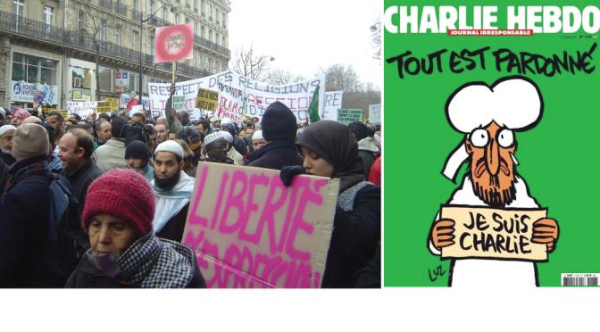 Charlie Hebdo, un caso de Libertad de expresión: ¿Derecho o Privilegio?