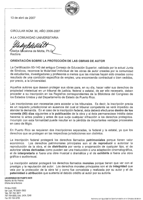 Certificación Núm. 140 (1992-1993)