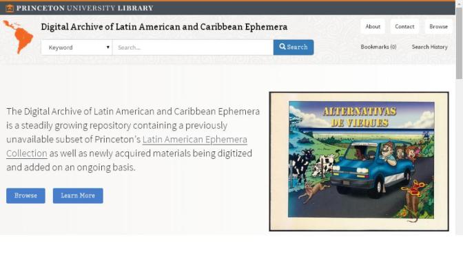 Digital Archive of Latin American and Caribbean Ephemera