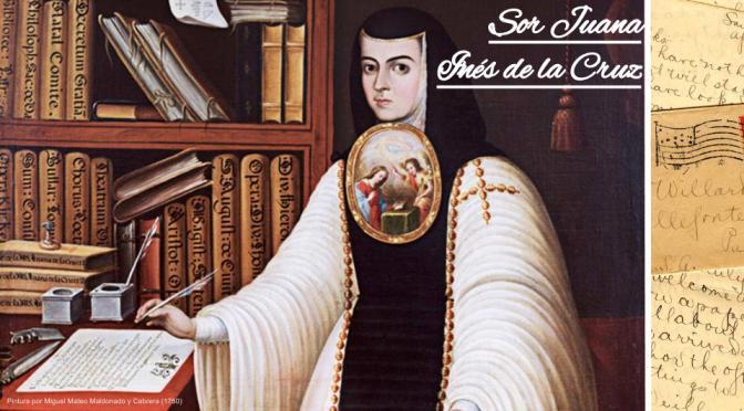 Cartas de Sor Juana Inés de la Cruz (Siglo 17) encontradas en la Universidad de Tulane