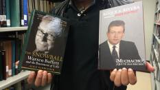 *The Snowball: Warren Buffett and the Business of Life -by Alice Schroeder *¡Muchacho! ¿qué tú has hecho?: Autobiografía -por Roque A. Rivera
