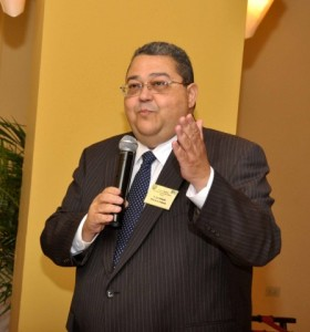 Carl Braun, presidente del Consejo de Administración de la Unibank