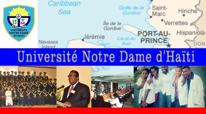 La UNDH quiere empezar un MBA en Haití