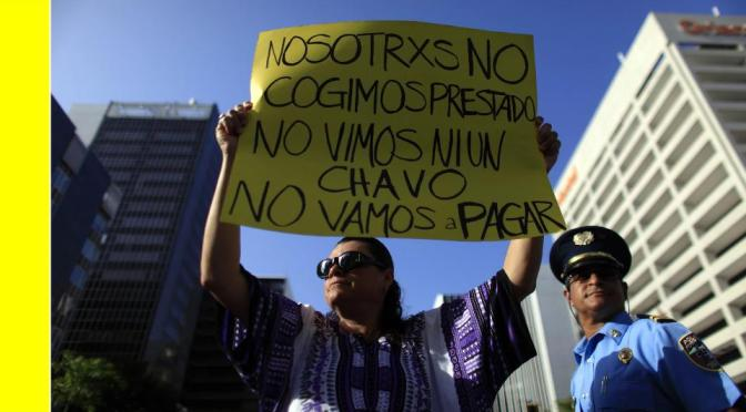 Politicians think Puerto Ricans are dumb.