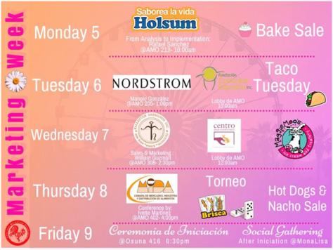 Marketing week