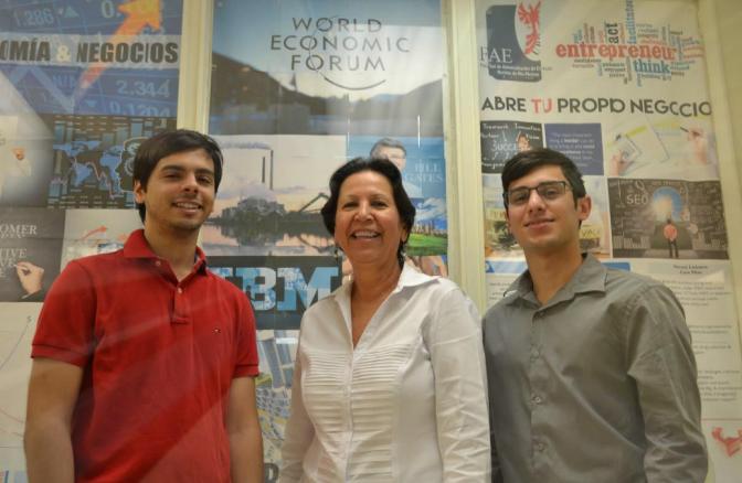 Alianza entre la BAE y UPRRP Chess Club
