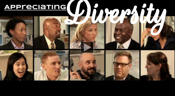Business Time : Appreciating Diversity
