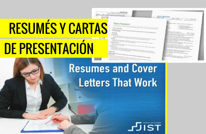 Business Time : Resumes and Cover Letters That Work