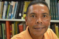 Andy B. Rosario Díaz, Mensajero de Correo Interior ©2016 ChelianyP