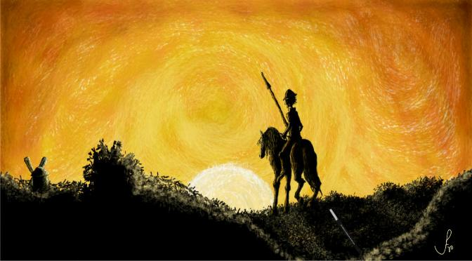 PASSION AND DISCIPLINE : DON QUIXOTE LESSONS FOR LEADERSHIP