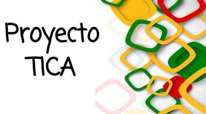 Publicación 1 (Proyecto TICA) Noviembre 2012