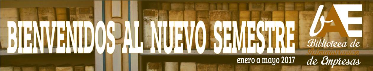 BIBLIOTECA ADMINISTRACIÓN DE EMPRESAS (BAE)