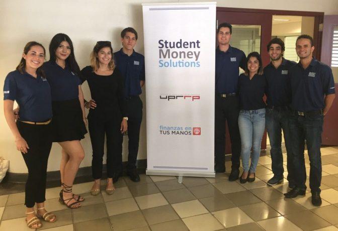 Servicios de orientación financiera en el centro Student Money Solutions