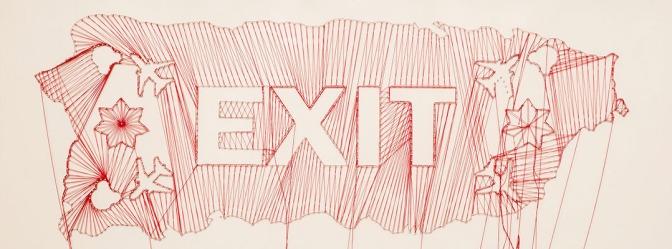 Exhibición Ida y vuelta: experiencias de la migración en el arte puertorriqueño contemporáneo inaugurará en el Museo de la UPR