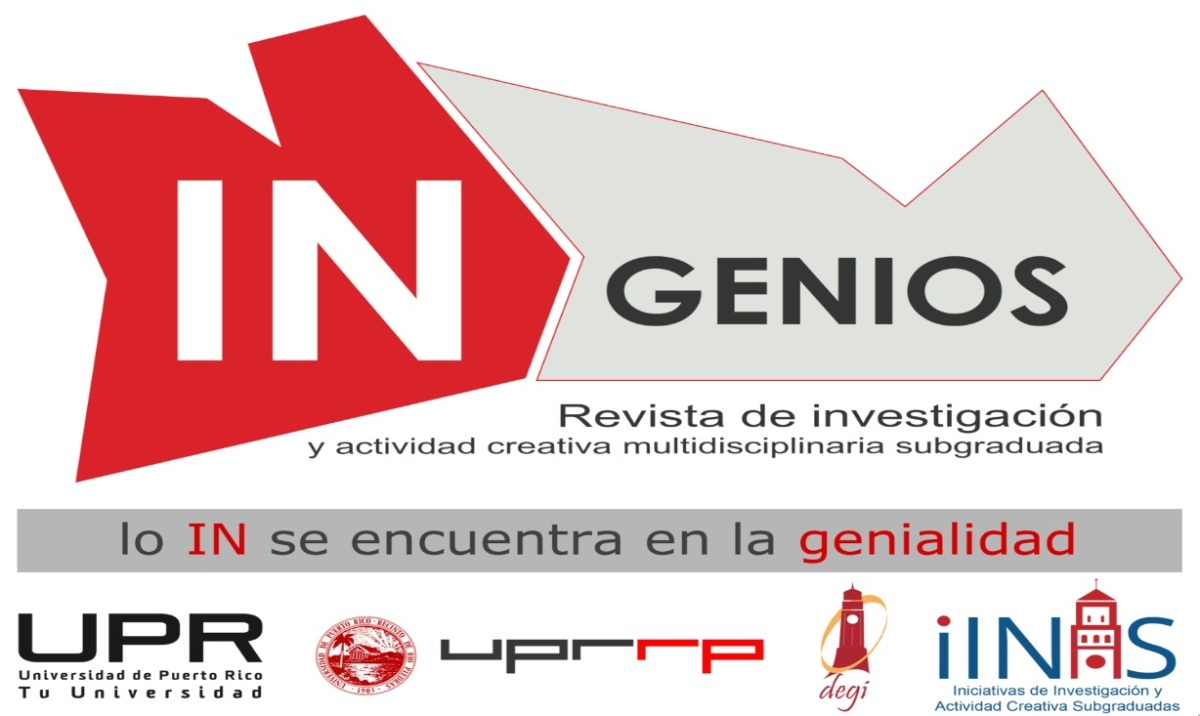 Revista [IN]Genios abre su Cuarta Convocatoria