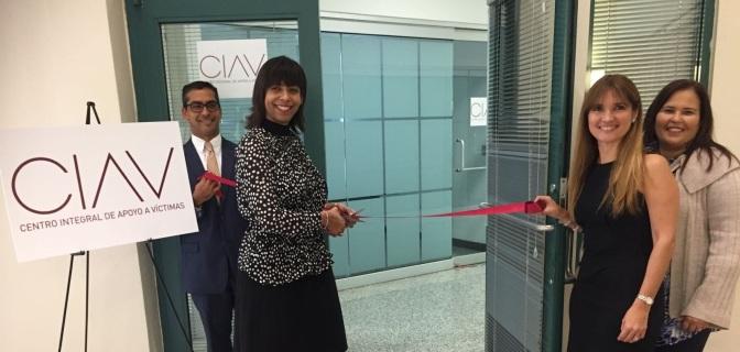 Escuela de Derecho UPR inaugura Centro Integral de Apoyo a Víctimas (CIAV)