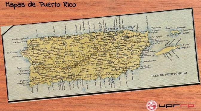 Inventario de mapas de Puerto Rico
