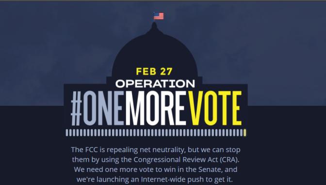Operation #onemorevote