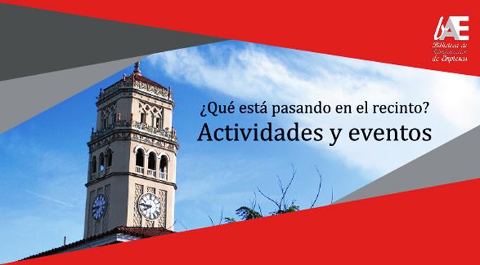 Actividades UPRRP