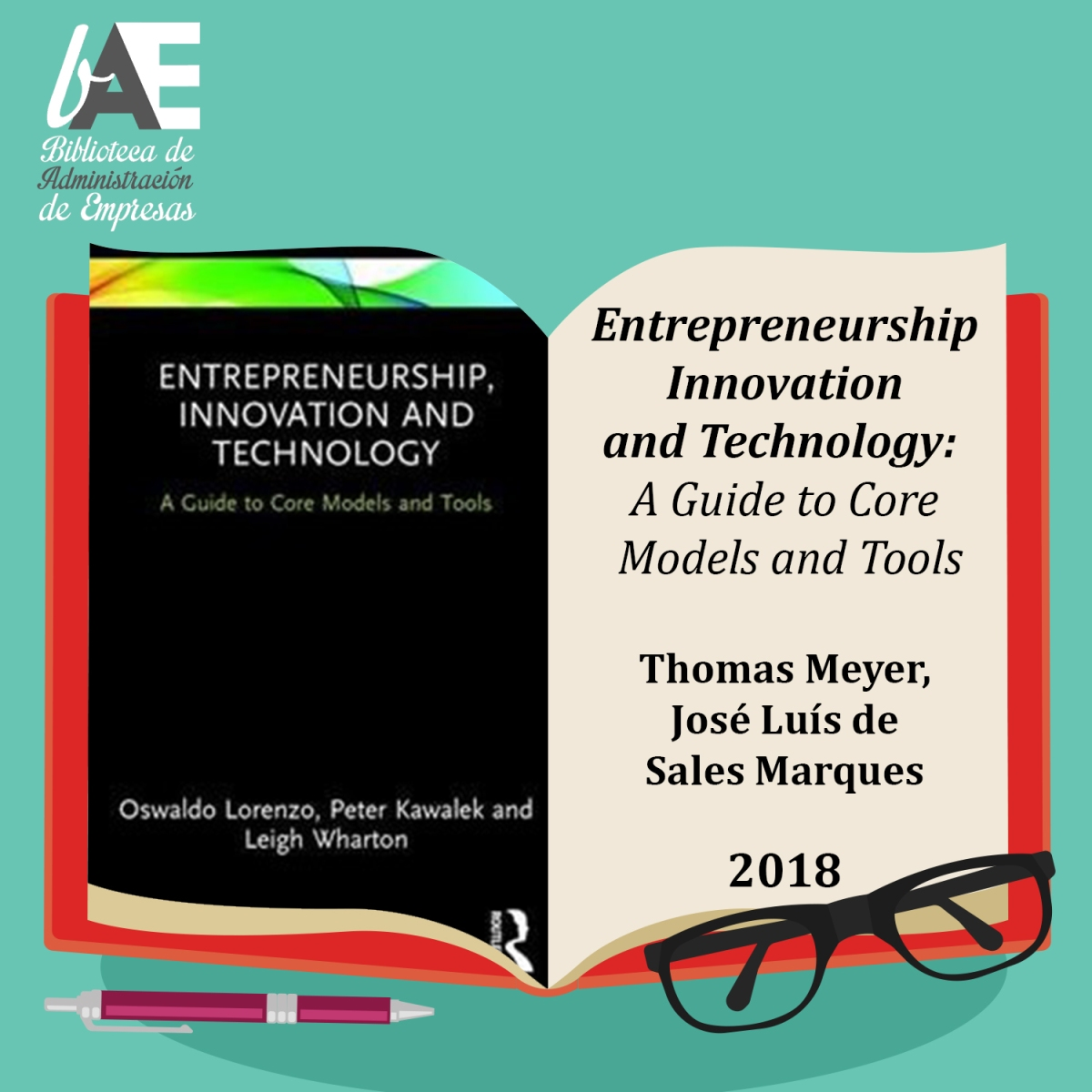 Entrepreneurship Innovation and Technology: A Guide to Core Models and Tools
