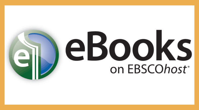 Descubre tus Bases de Datos de Ebooks: EBSCOhost eBook Collection