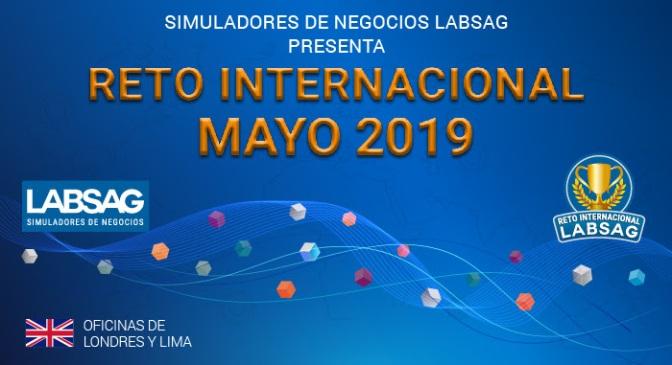 Reto Internacional Mayo 2019: Simuladores de Negocios LABSAG