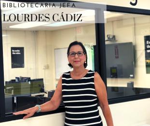 Prof. Lourdes Cádiz