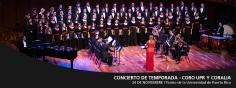 Concierto Coro 2019