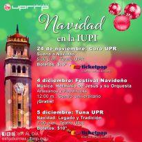 Feliz Navidad UPRRP 2019