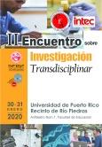 II Encuentro sobre Investigación Transdisciplinar