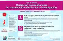 Redacción en español para la comunicación efectiva en la investigación