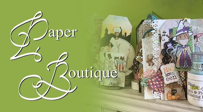 Paper Boutique Scrapbooking Studio: Empresarismo a la Carta con Milagros Rivera