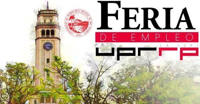 Feria de Empleo y Calendario de Actividades de la Oficina de Empleo