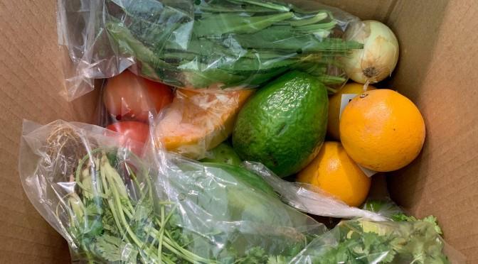 Apoyemos a los empresarios locales y la agricultura local