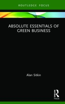 Absolute Essentials of Green Business