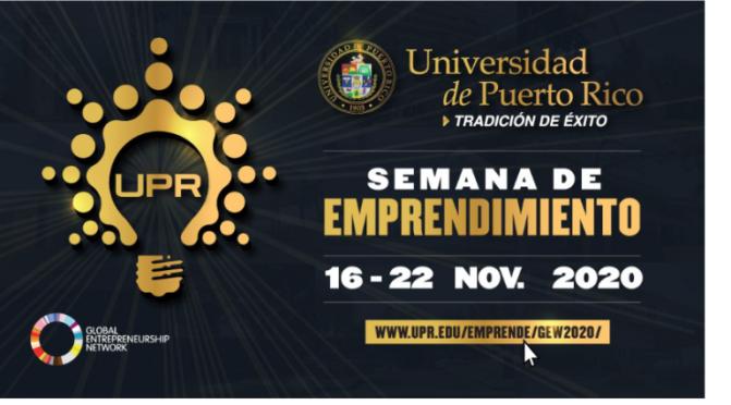 UPR promueve la creación de negocios en la comunidad universitaria – Universidad de Puerto Rico